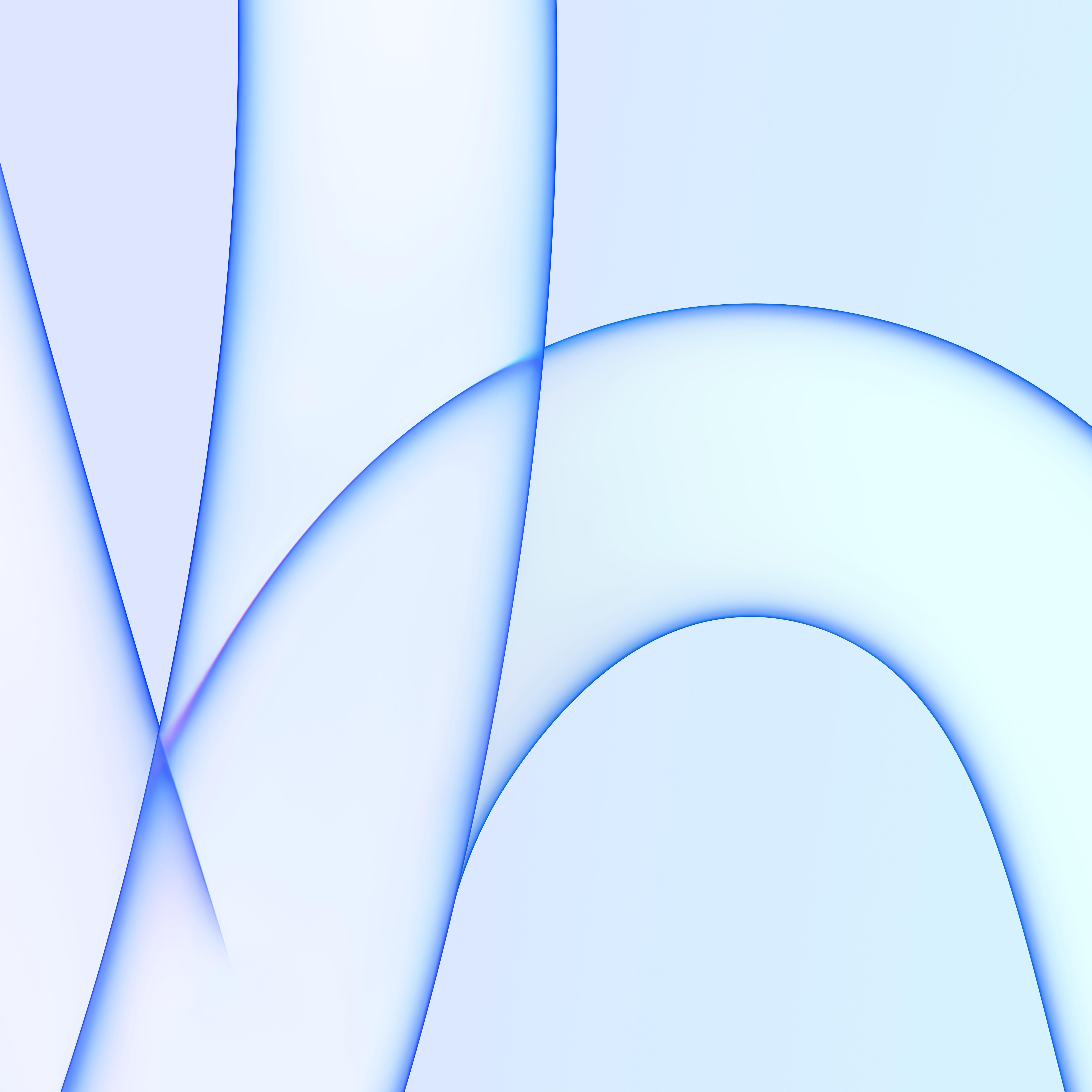 2021 iMac color matching wallpaper idownloadblog (Blue Light) @AR72014