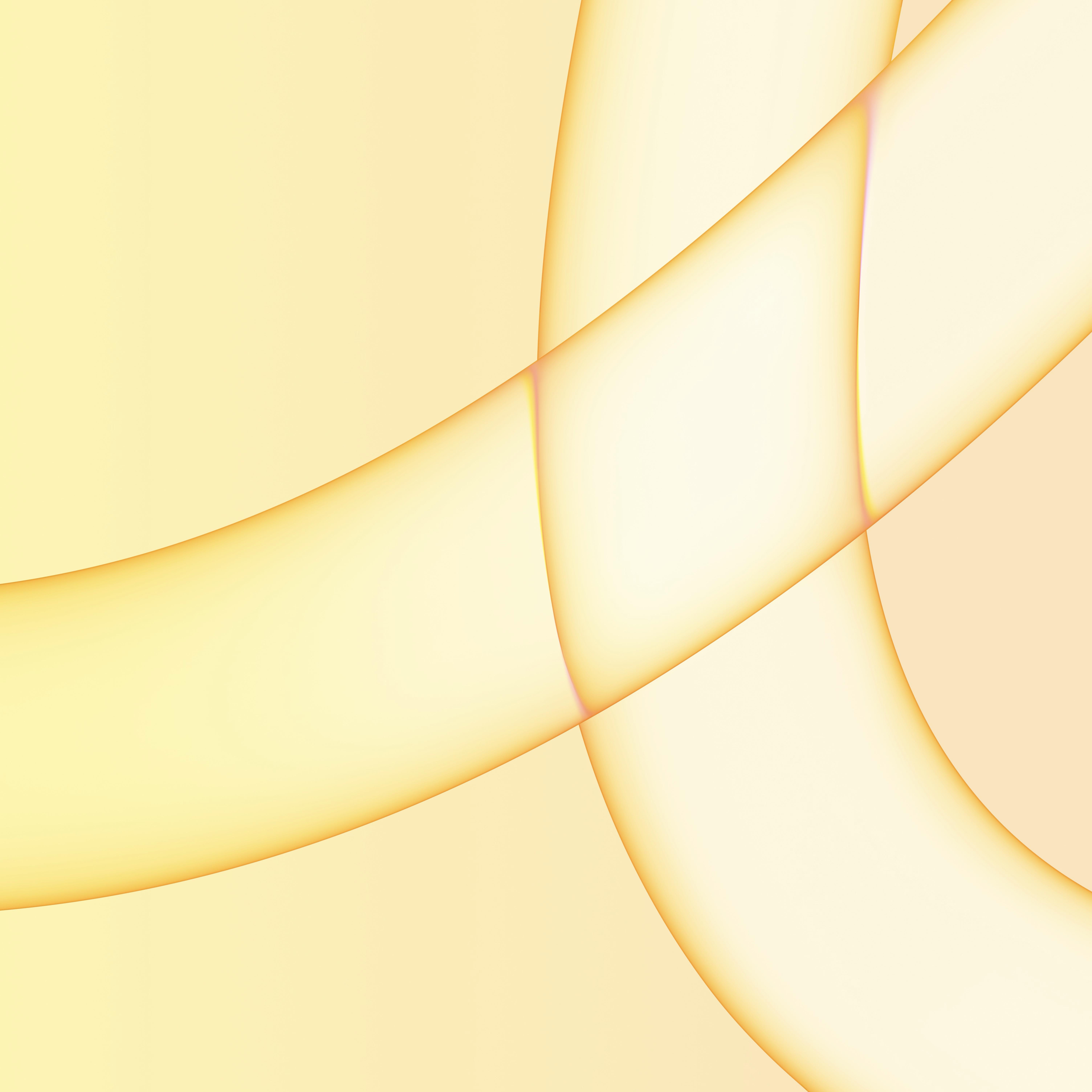 2021 iMac color matching wallpaper idownloadblog (Yellow Light) @AR72014